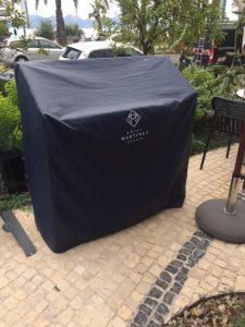 bache couverture meuble