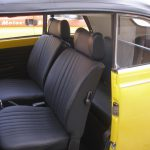 sellerie cuir automobile, capote cabriolet, véhicule de collection