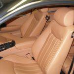 sellerie cuir automobile de luxe