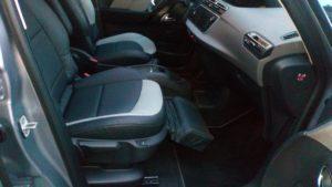 sellerie intérieur cuir auto