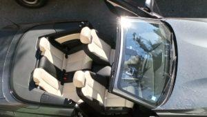 intérieur cuir BMW serie 2