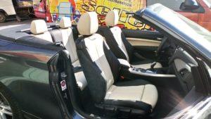 sellerie cuir BMW SERIE 2