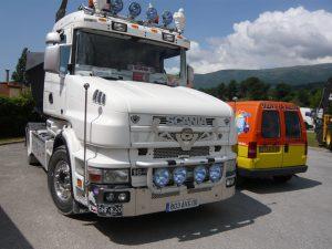 sellerie camions et utilitaires