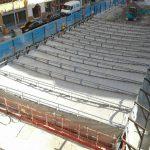 sellerie chantier industriel tram de Nice, bâches